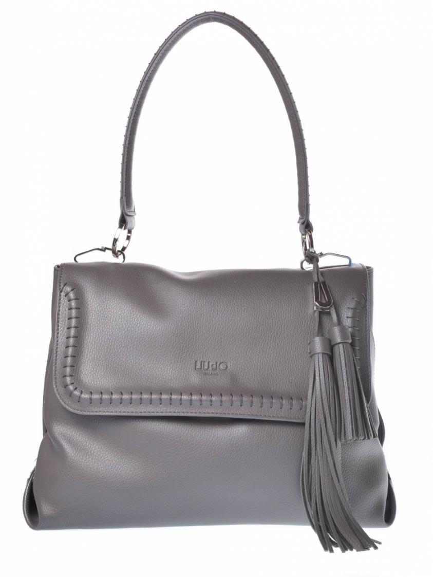 Shopping bag 'Isola' donna Grigio Liu jo Berton Magazzini